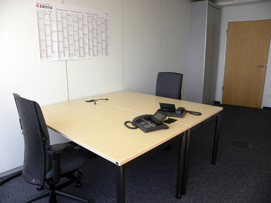 Business Center Eschborn Double Office