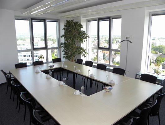 Premium Business Center Eschborn Conference Room