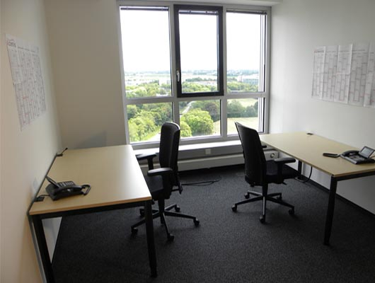 Business Center Eschborn Office For Two People